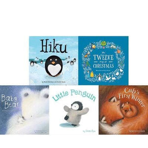 Our Festive Favourites: 10 Kids Picture Books Bundle - Daves Deals