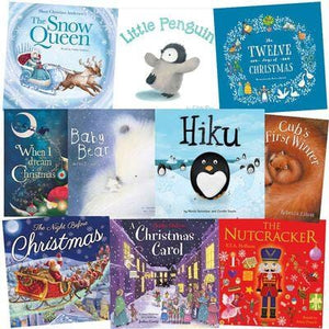 Our Festive Favourites: 10 Kids Picture Books Bundle, [Product Type] - Daves Deals