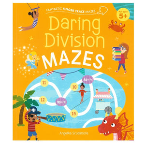 Daring Division Mazes, [Product Type] - Daves Deals
