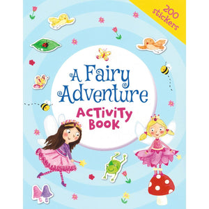 A Fairy Adventure Activity Book, [Product Type] - Daves Deals