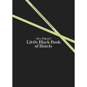 Little Black Book Of Hotels - By Alex Polizzi, [Product Type] - Daves Deals