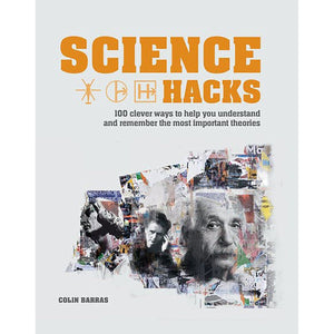 Science Hacks: 100 clever ways to help you understand and remember the most important theories, [Product Type] - Daves Deals