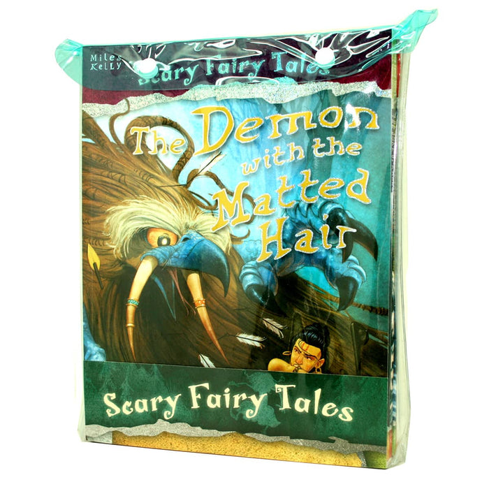 Scary Tales Set Of 10 - By Belinda Gallagher