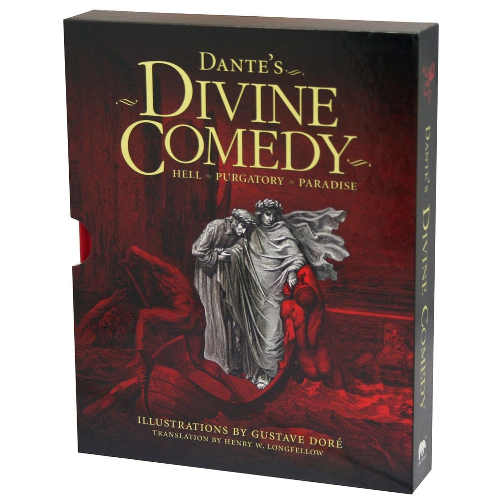 Dante's Divine Comedy in Slipcase - Daves Deals