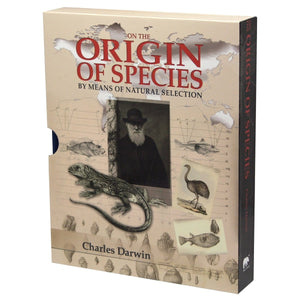On The Origin Of The Species in Slipcase, [Product Type] - Daves Deals