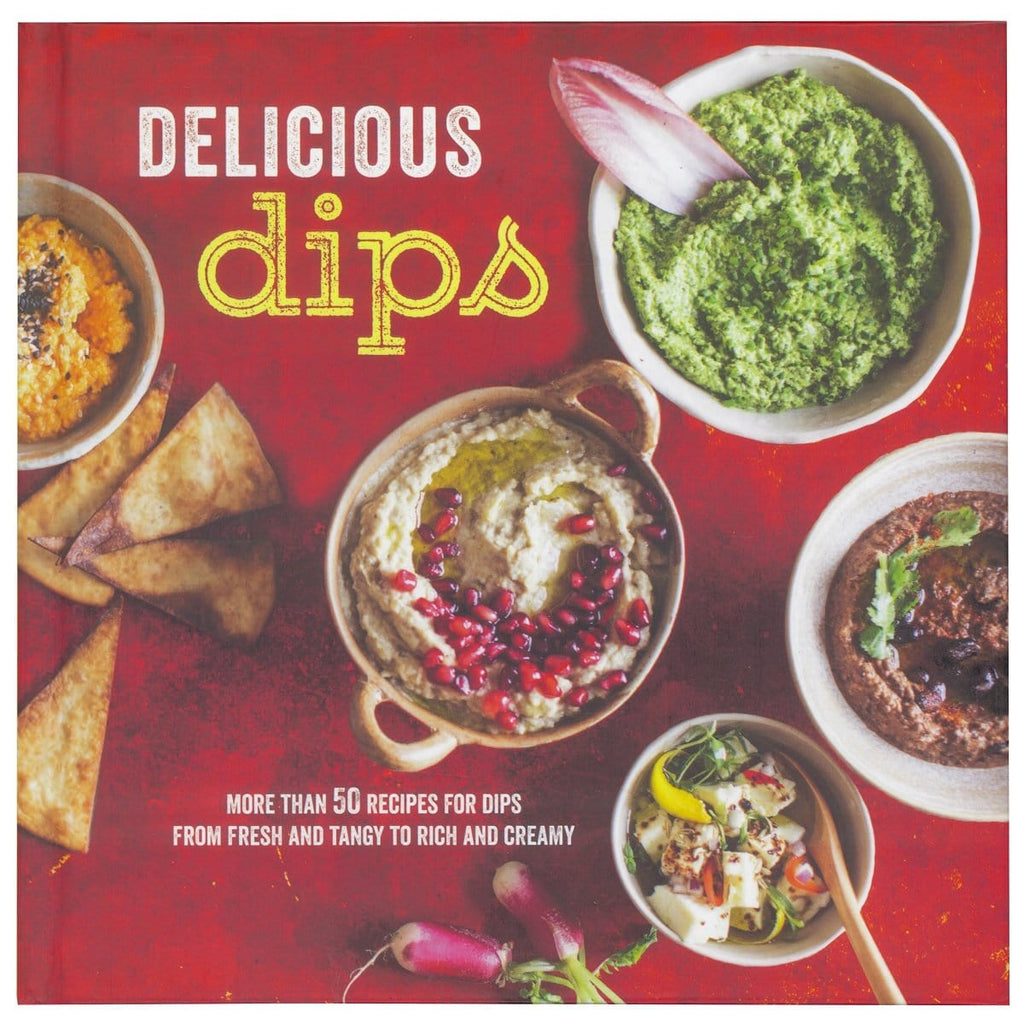 Delicious Dips - More Than 50 Recipes For Dips, [Product Type] - Daves Deals