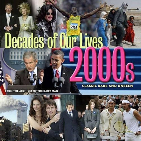 Decades Of Our Lives 2000S, [Product Type] - Daves Deals