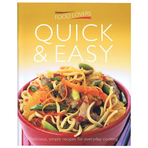 Food Lovers Collection - Quick & Easy, [Product Type] - Daves Deals