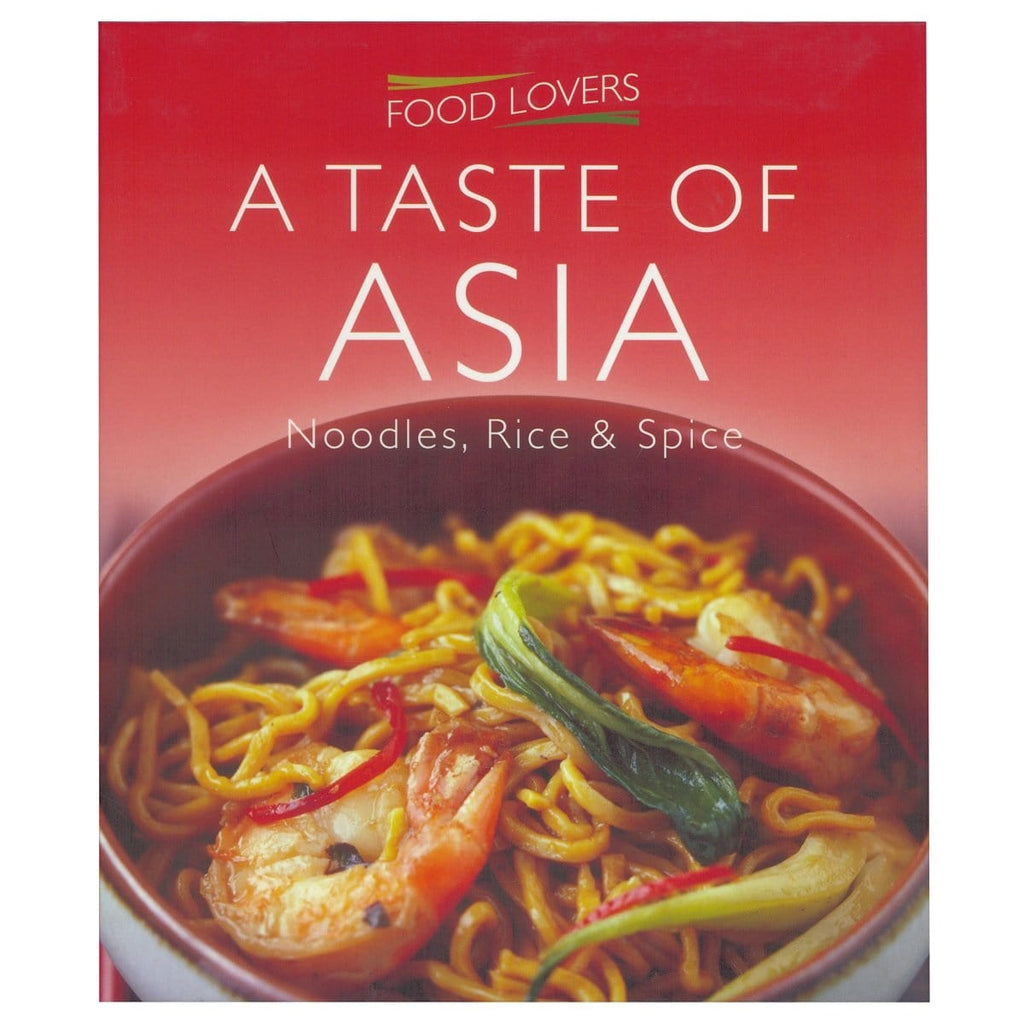 Food Lovers Collection - A Taste Of Asia, [Product Type] - Daves Deals