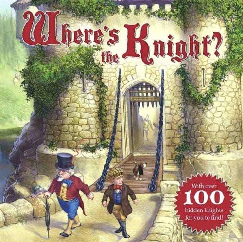 Where's The Knight? - By Keith Moseley, [Product Type] - Daves Deals