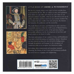 Little Book of Crime & Punishment - Daves Deals