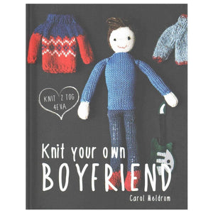 Knit Your Own Boyfriend, [Product Type] - Daves Deals