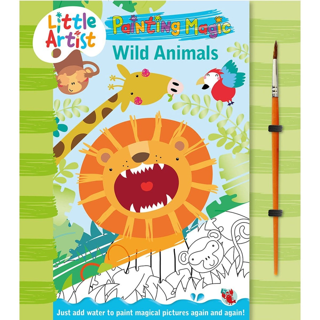 Little Artists - Paint Magic - Wild Animals, [Product Type] - Daves Deals