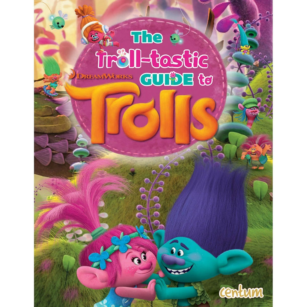 Trolls - Troll-tastic Guide Book - Daves Deals