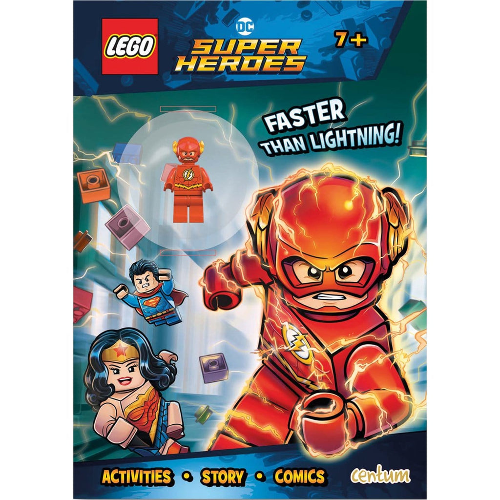 Lego - DC Superheroes - Faster Than Lightening! - Daves Deals