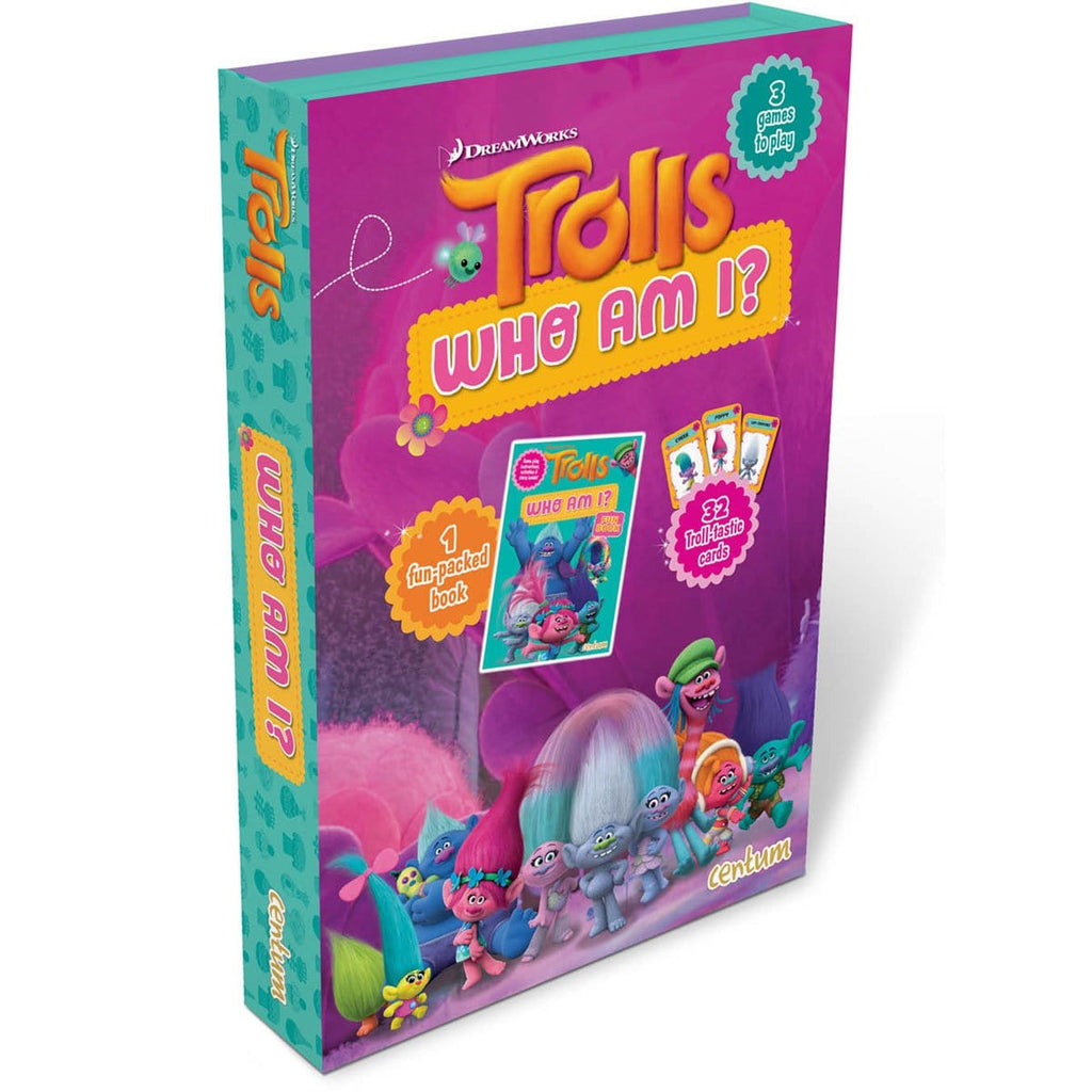 Trolls - Who Am I?, [Product Type] - Daves Deals