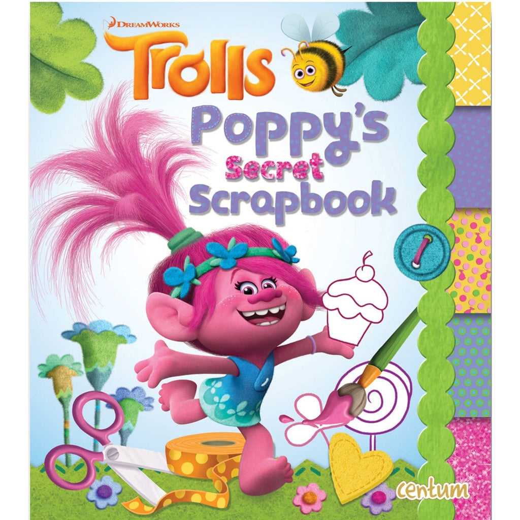 Poppy's Secret Scrapbook