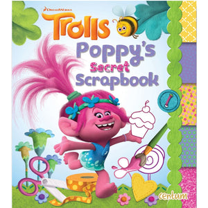 Poppy's Secret Scrapbook, [Product Type] - Daves Deals