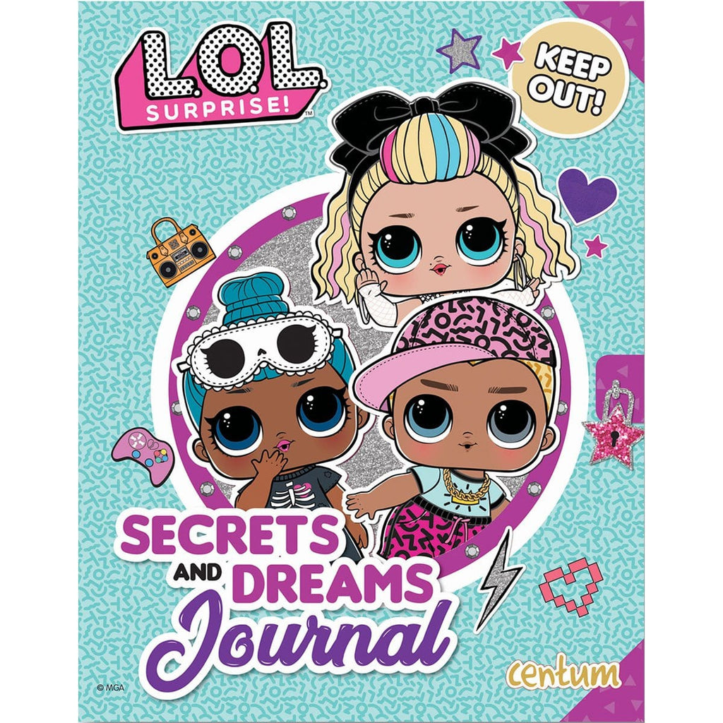 L.O.L. Surprise! - Secrets & Dreams Journal - Daves Deals