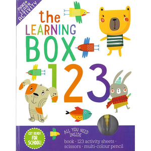 The Learning Box - 123, [Product Type] - Daves Deals
