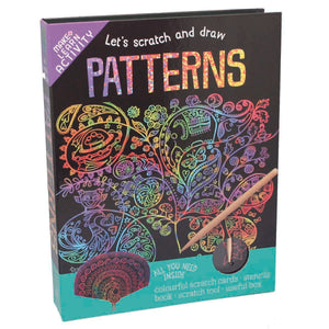 Scratch and Draw - Patterns, [Product Type] - Daves Deals