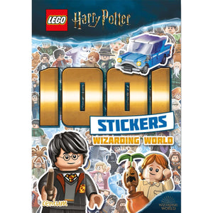 Lego - Harry Potter - 10001 Sticker Book, [Product Type] - Daves Deals