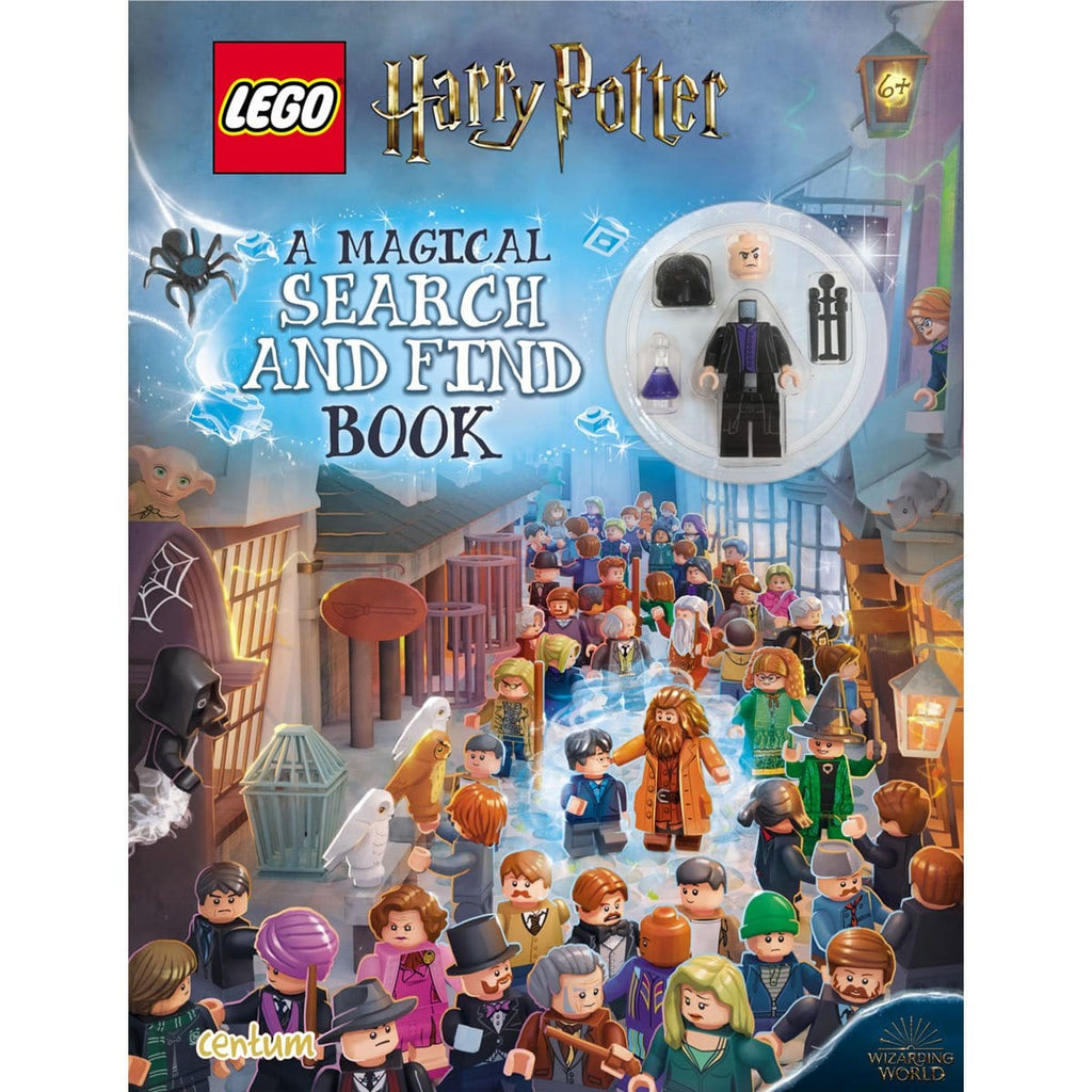 Lego - Harry Potter - Search & Find - Daves Deals