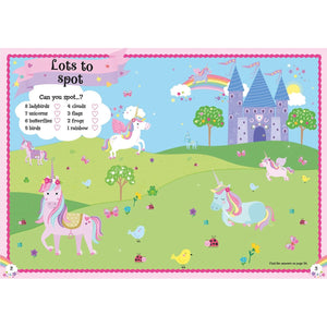 Puffy Stickers:  Unicorns Puffy, [Product Type] - Daves Deals