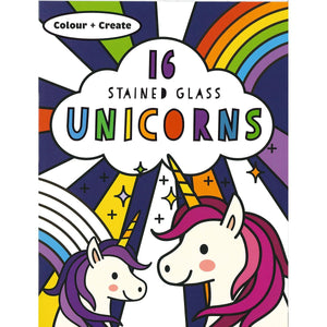 Stained Glass Unicorns, [Product Type] - Daves Deals