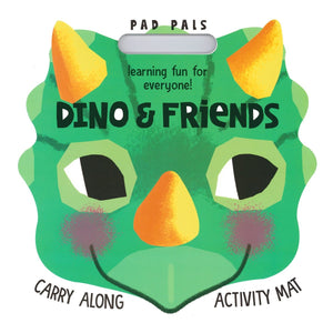 Pad Pals: Dinosaur, [Product Type] - Daves Deals