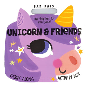 Pad Pals: Unicorn, [Product Type] - Daves Deals