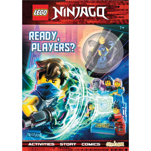 Lego - Ninjago - Ready, Player's, [Product Type] - Daves Deals