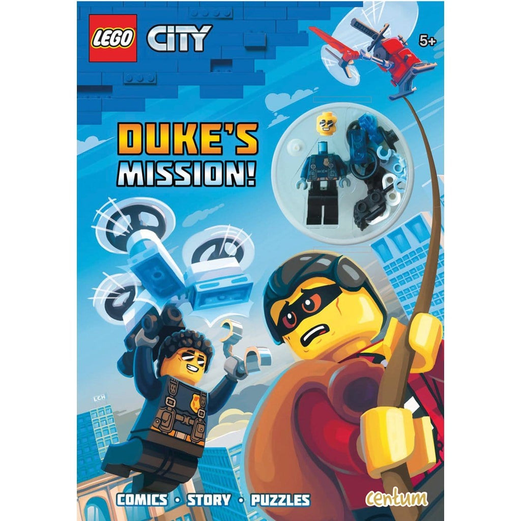 Lego - City - Duke's Mission, [Product Type] - Daves Deals