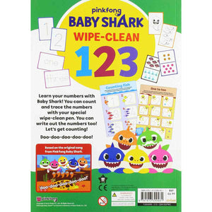 Baby Shark: Let's Learn 123, [Product Type] - Daves Deals