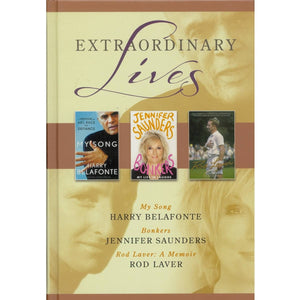 Extraordinary Lives 2, by Jennifer Saunders, Rod Laver, [Product Type] - Daves Deals