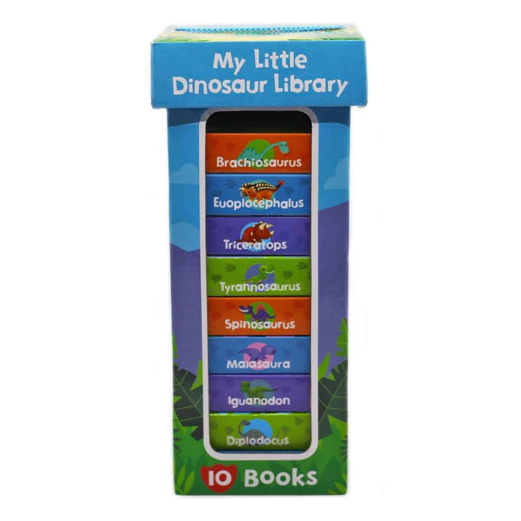 My Little Dinosaur Library, [Product Type] - Daves Deals