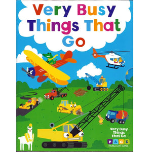 Very Busy Things That Go, [Product Type] - Daves Deals
