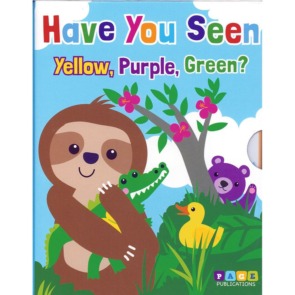 Have You Seen Yellow, Purple, Green? - Daves Deals