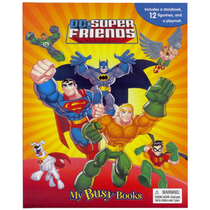 DC Super Friends  - My Busy Books, [Product Type] - Daves Deals