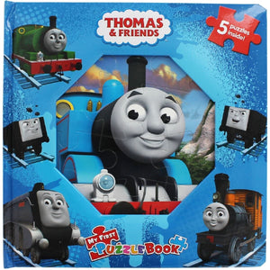 My First Puzzle Book - Thomas & Friends, [Product Type] - Daves Deals