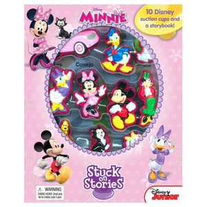 Disney Minnie - Stuck On Stories, [Product Type] - Daves Deals