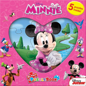 Minnie - My First Puzzle Book, [Product Type] - Daves Deals