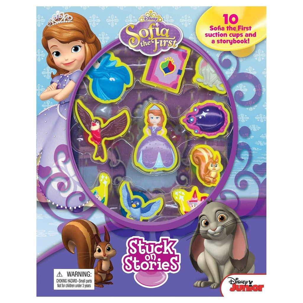 Disney Sofia The First - Stuck On Stories, [Product Type] - Daves Deals