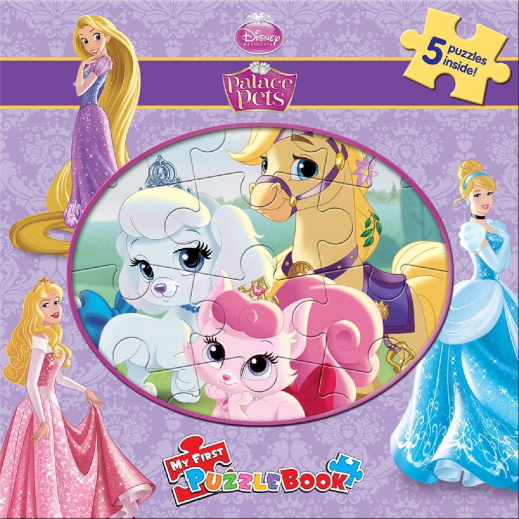 Palace Pets - My First Puzzle Book, [Product Type] - Daves Deals