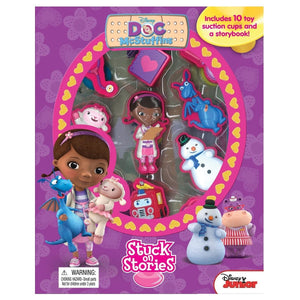 Doc McStuffins - Stuck On Stories, [Product Type] - Daves Deals