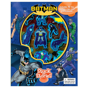 Batman - Stuck On Stories, [Product Type] - Daves Deals