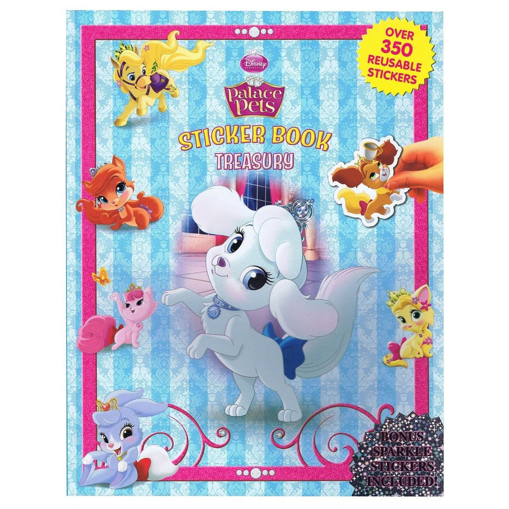 Palace Pets Sticker Book Treasury