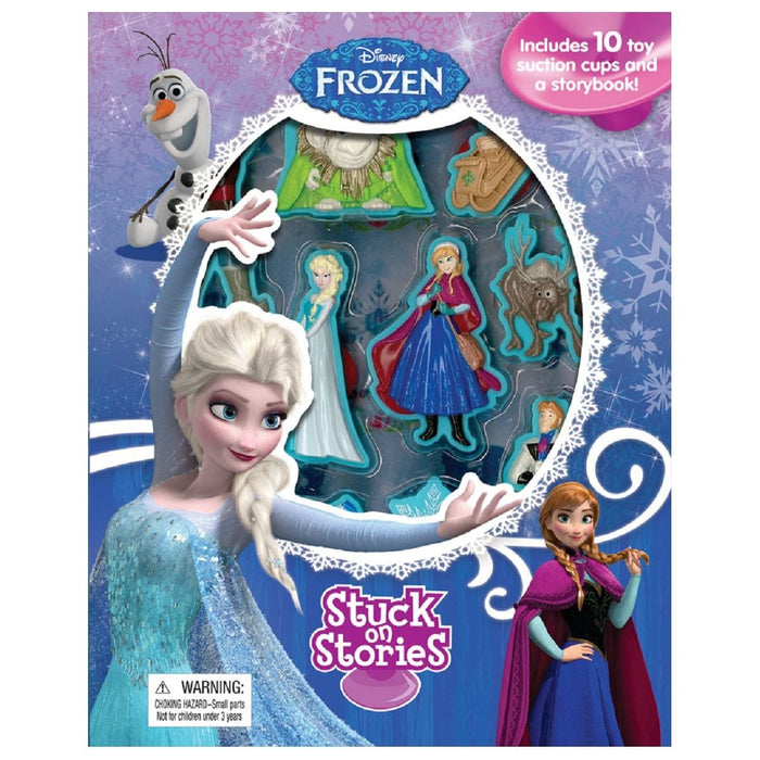 Frozen - Stuck On Stories
