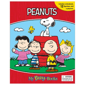 Peanuts - My Busy Books, [Product Type] - Daves Deals