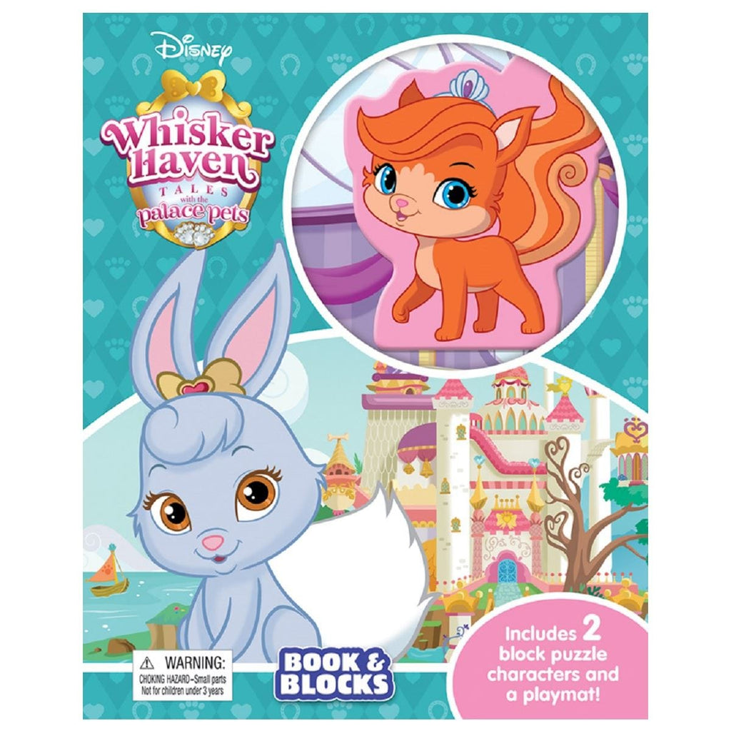 Whisker Haven Tales With The Palace Pets - Book & Blocks, [Product Type] - Daves Deals